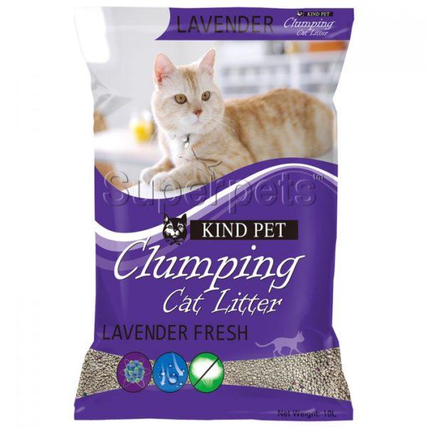 Kind Pet Cat Litter Lavender Scented
