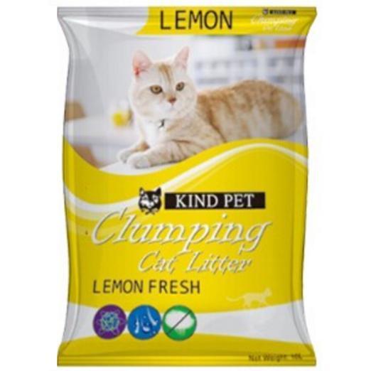 Kind Pet Cat Litter Lemon Scented