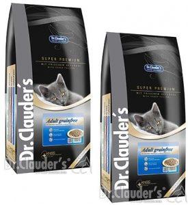 Dr Clauder's cat adult grain free