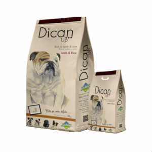 DICAN UP LAMB and RICE for adult