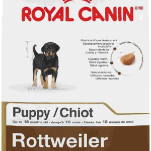 Royal Canin Rottweiler Puppy Junior