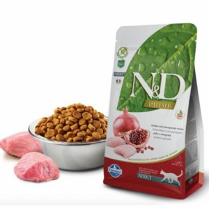 N&D GRAIN FREE KITTEN CAT FOOD