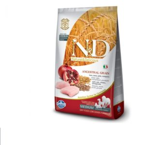 ND LOW GRAIN FELINE FOOD