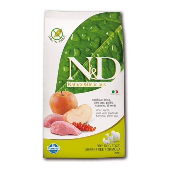 N&D GRAIN FREE ADULT DOG FOOD