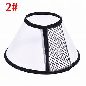 PROTECTIVE E COLLAR FOR DOGS AND CATS