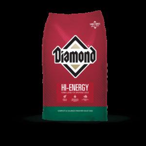 DIAMOND HIGH ENERGY DOG FOOD