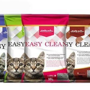 EASY CLEAN BENTONITE CAT LITER