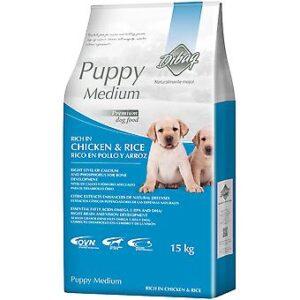 DIBAQ PUPPY MEDIUM PREMIUM DOG FOOD