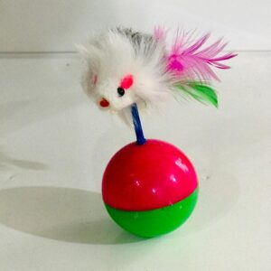 MOUSE BALL TOY