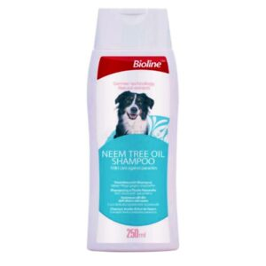 ioline Neem Tree Oil Shampoo for Dogs