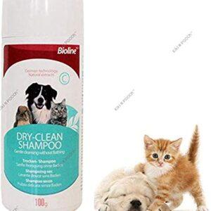 BIOLINE DRY CLEAN SHAMPOO