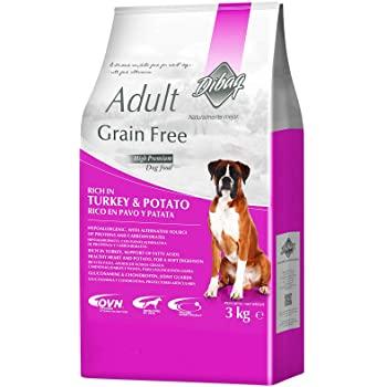 DIBAQ ADULT GRAIN FREE DOG FOOD