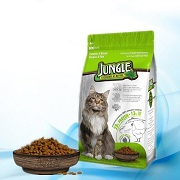 JUNGLE CAT FOOD chicken and fish