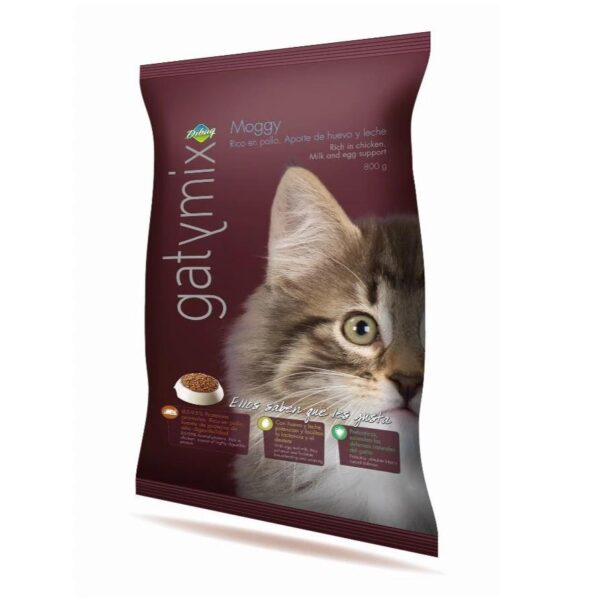 GATYMIX MOGGY FOR KITTEN & MOTHER