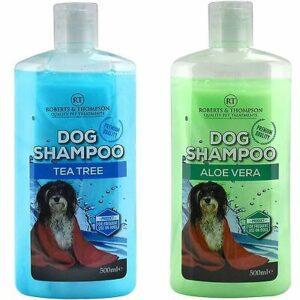 RT DOG SHAMPOO