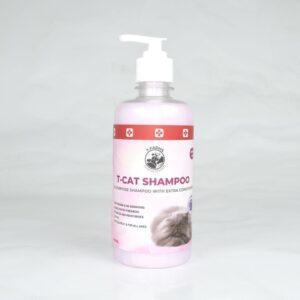 T cat shampoo
