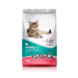 Inter nutri cat food vitality cat