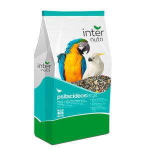 inter nutri parrot food