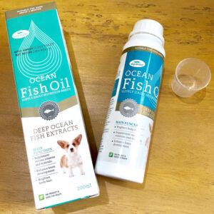 OCEAN FISH OIL FOR DOG & CAT