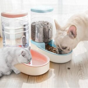 FOOD AND WATER DISPENSOR DOG and CAT