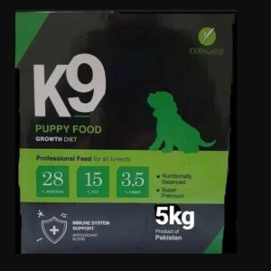 K9 PUPPY DOG FOOD
