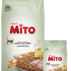 premium MITO Adult cat food