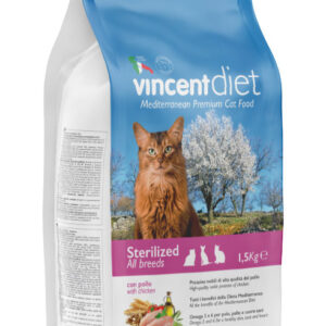 STERILIZED CAT FOOD
