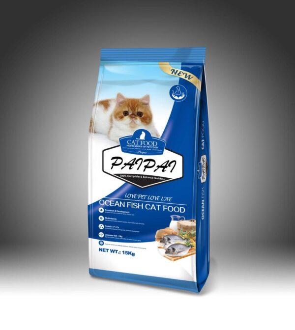 OCEAN CAT FOOD