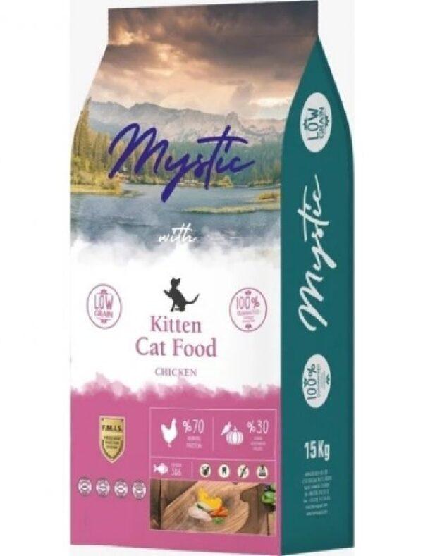 MYSTIC KITTEN FOOD