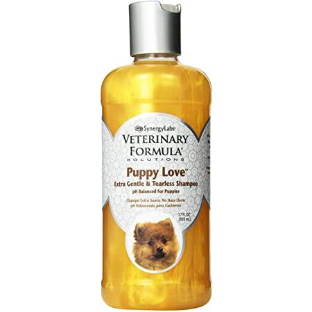Gentle Puppy Tearless Shampoo