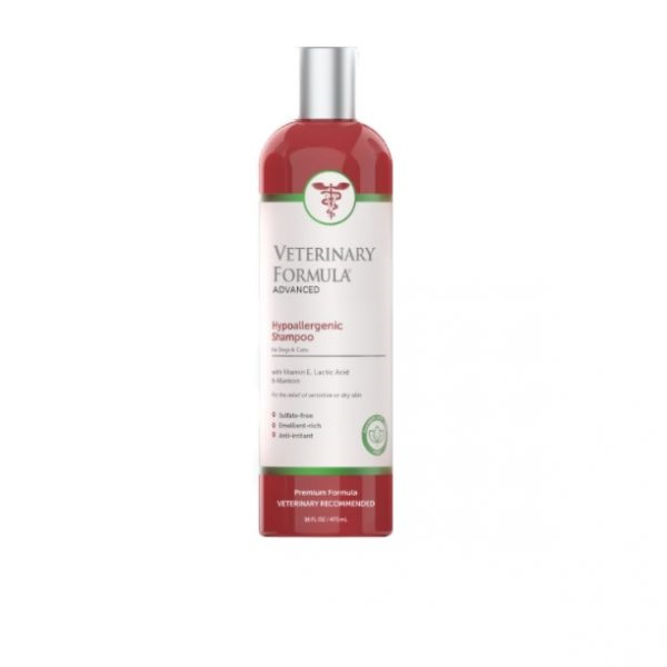 Hypoallergenic Shampoo for Cat & Dogs