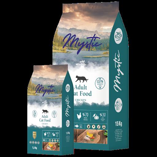 MYSTIC ADULT CAT FOOD