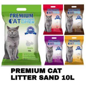 PREMIUM CAT LITTER