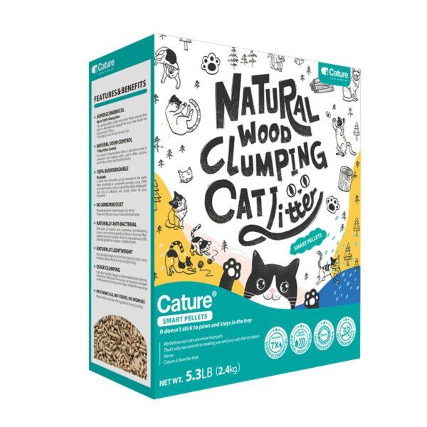 Cature Cat Litter