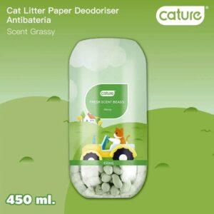 Litter Deodorizer Grass Scent