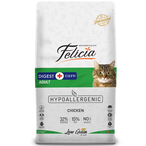 FELICIA DIGEST CARE FOR CATS
