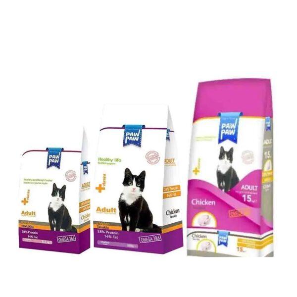 Paw Paw Adult Cat Food
