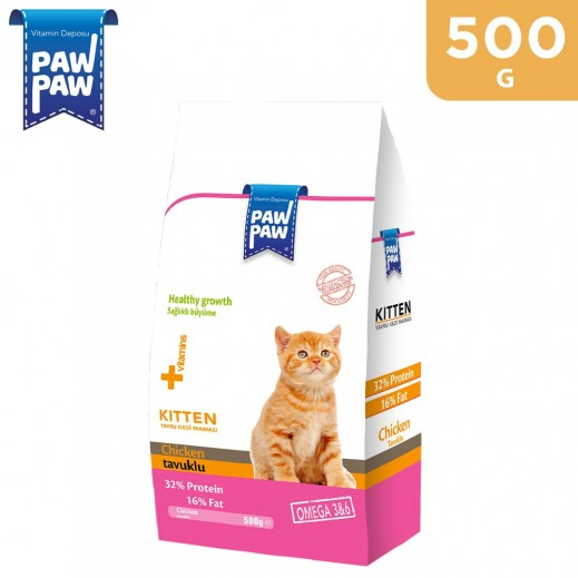 Paw Kitten Food